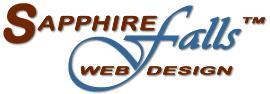 Sapphire Falls Web Design